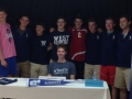 2015 Boys Volleyball Spring Signing