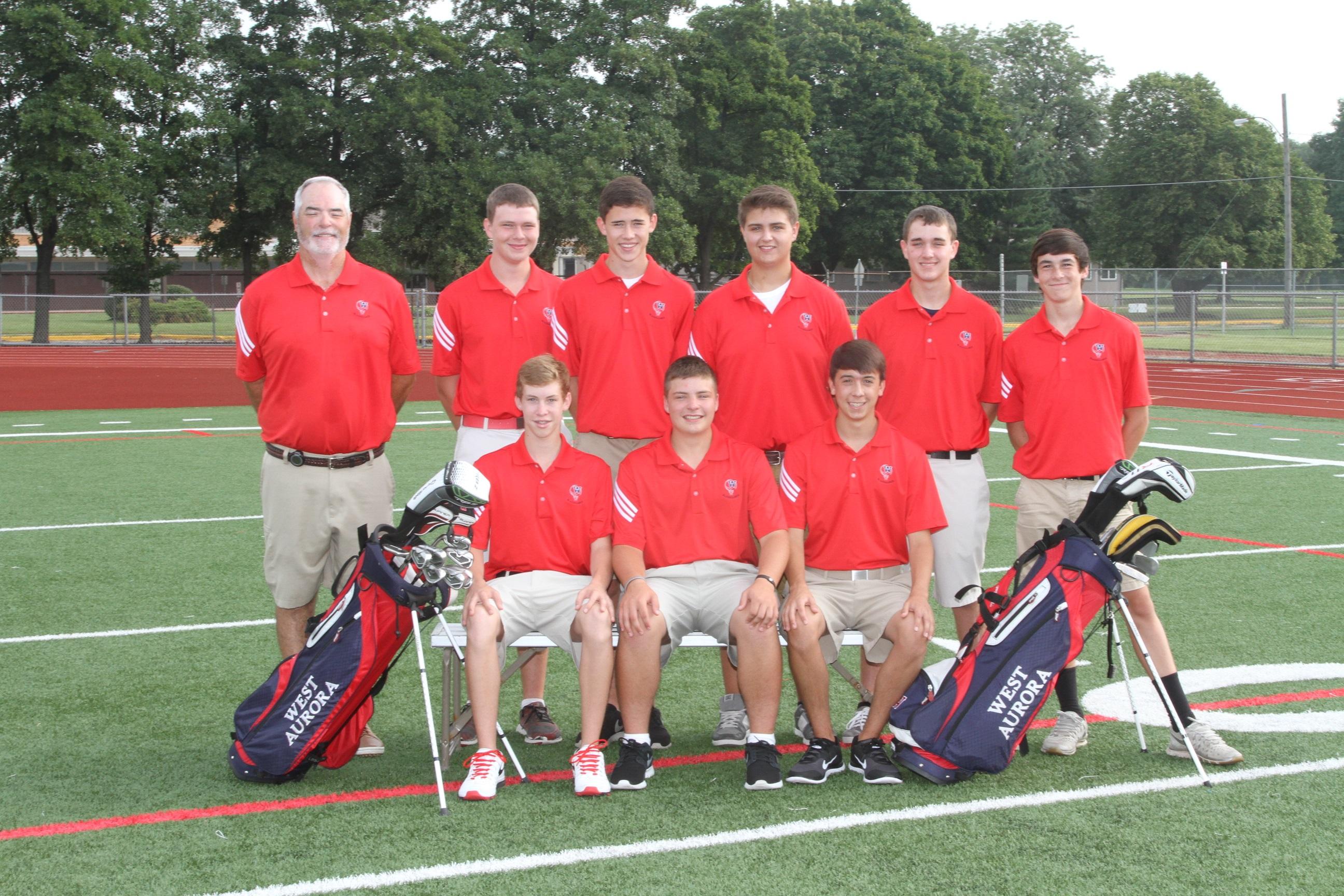 2014 Boys Golf (Varsity)