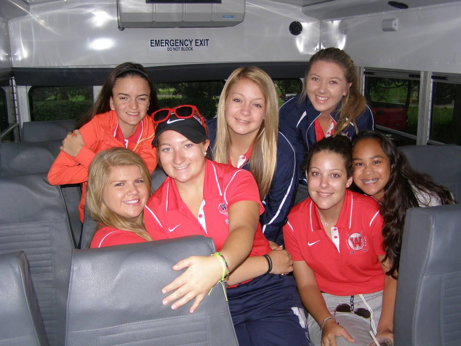2014 Girls Golf