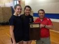 2015 Badminton Sportsmanship Award
