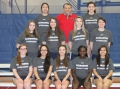 2015 Badminton Varsity