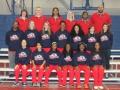2015 Girls Track & Field Varsity