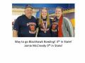 2015 Bowling State Jamie McCreedy