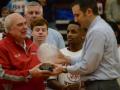 2015 Coach Kerkman 800th win celebration